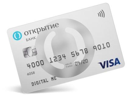 Банк Открытие - Смарт карта