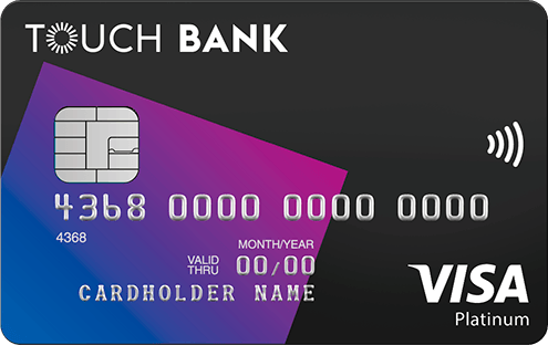 Карта Touch Bank - World MasterCard